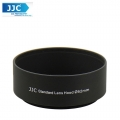 JJC LN-52s 52mm Metal Lens Hood Shade for Camera Lens (Universal Filter )